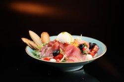 Salată prosciutto