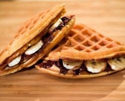 Waffle simplă