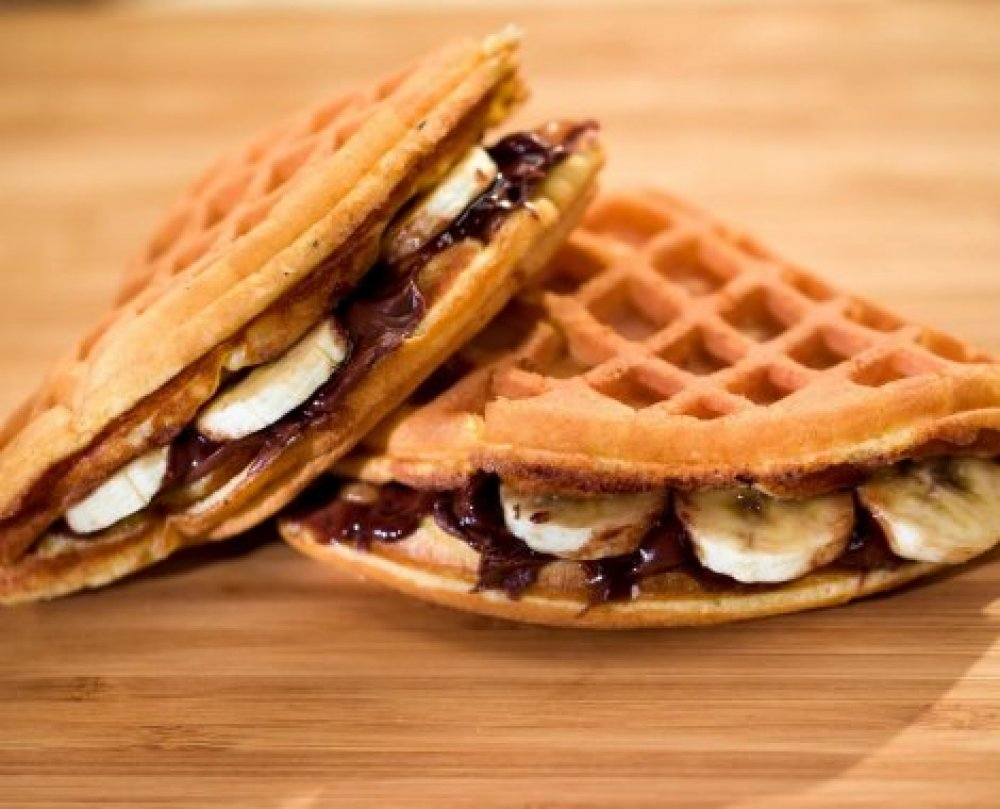 Famous Waffles cover image