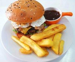 Helios Burger
