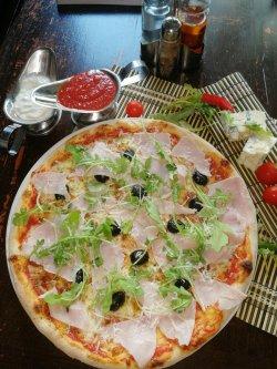 Pizza Prosciutto Cotto image