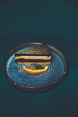 Cheesecake mousse image