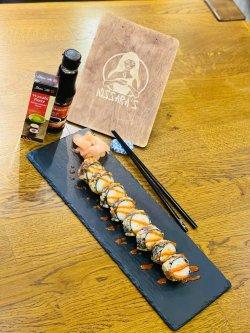 Sushi Uramaki Hot Roll  image