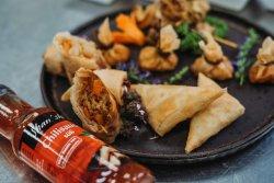 Asian Street Food Platter  image