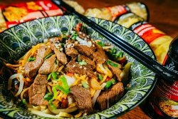 Beef Chow Mein image