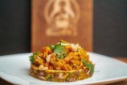 Thai Vegan Fried Rice image