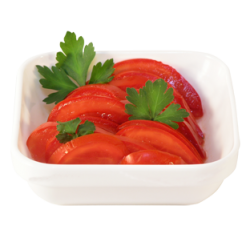 Salata de rosii cu telemea image