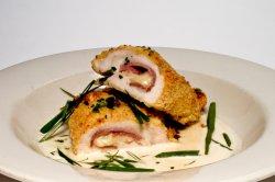 Cordon bleu porc image