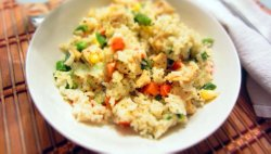 Pilaf de orez cu legume image