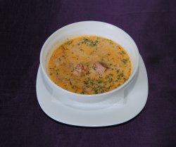 Supa bețivului ușor picantă cu afumătură image