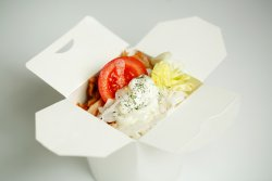 02. Fresh Box lacto-vegetarian cu mozzarella