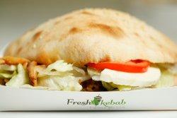 04. Fresh Kebab lacto-vegetarian cu brânză