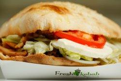 03. Fresh Kebab de vițel cu brânză