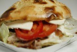 03. Fresh Kebab pui cu brânză