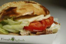 02. Fresh Kebab curcan cu mozzarella