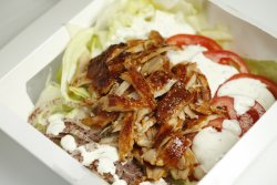 04. Fresh Kebab pui la farfurie
