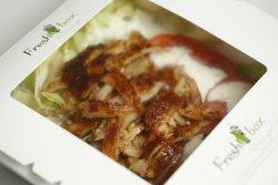 04. Fresh Kebab curcan la farfurie
