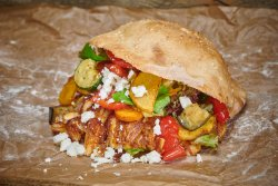 Sebze Kebab Curcan