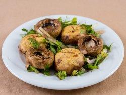 Ciuperci la grătar