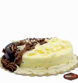 Tort Alb-Negru kg
