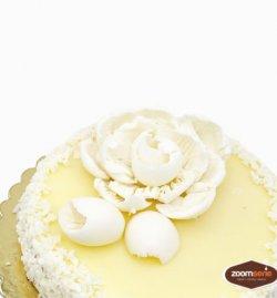 Tort White Choco kg