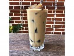Iced Spots Latte image
