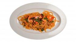 Linguini con Gamberi image