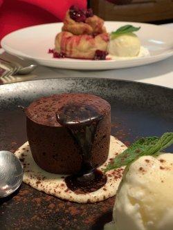 Soufle de ciocolată image