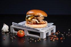 Legend burger image
