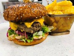 Burger Sunrise image