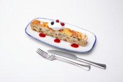 Plăcintă cu urdă cu brânză de Gulianca și stafide image