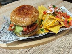 Chipotle Burger image